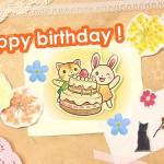 """保育園のお誕生会に使える!簡単カワイイ""""誕生日カード""""の作り方"""