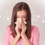 ツラ~い鼻水・目のかゆみ…花粉症は《食事・アロマ・ツボ》で改善!
